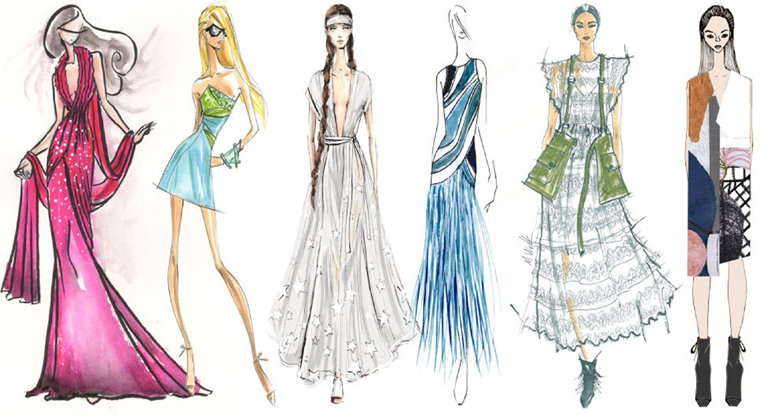 Fashion All The Time 1 Year Fashion Design Course